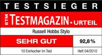 Russell Hobbs Stylo Testurteil ETM